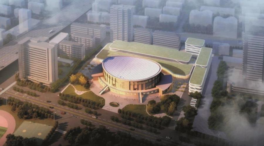 杭州市体育场路体育馆